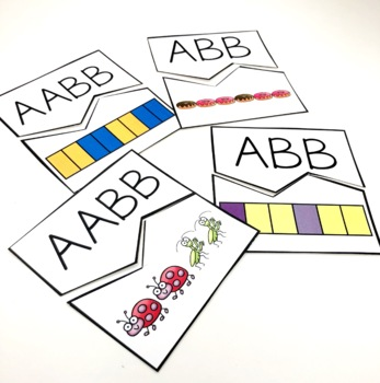 Pattern Sorts and Worksheets