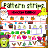 Pattern Strips (Holiday Edition)