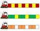 Pattern Task Cards- Pattern Trains