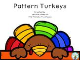 Pattern Turkeys
