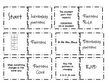 Pattern Vocab