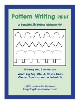 Pattern Writing