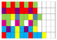 Pattern continuation strips