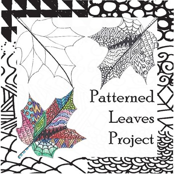 Patterned Autumn Leaves