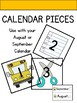 Patterned Calendar Pieces for the ENTIRE Year