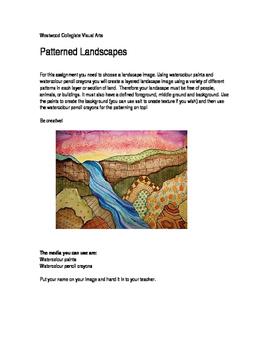 Patterned Landscapes