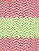Patterned Paper-Christmas Herringbone 8 pack