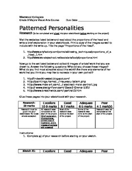 Patterned Personalities