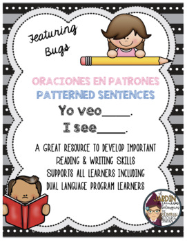 Patterned Sentences in Spanish and English-Bugs