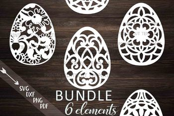 Google Easter Eggs List >> Patterned Zentagle Mandala Easter Eggs paper cut Cricut ...