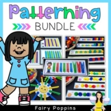 Patterning Activities Bundle {Math Centers}