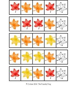 Patterning: Amazing Autumn