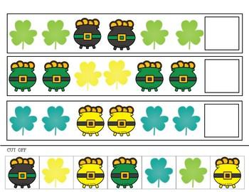 Patterning Binder: March