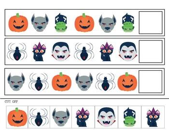 Patterning Binder: October