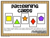Patterning Cards