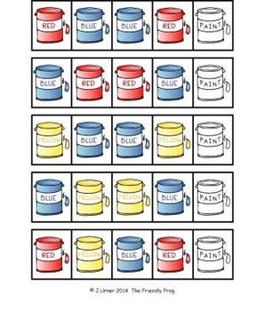 Patterning: Color Splash