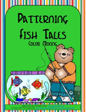 Patterning: Fish Tales (Color Mixing)