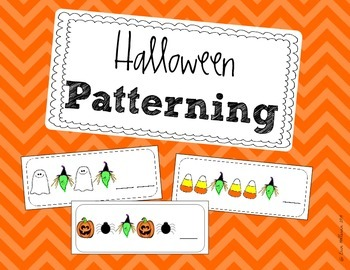 Patterning - Halloween