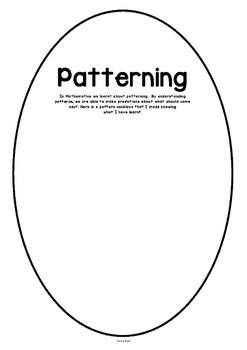 Patterning Necklace Worksheet