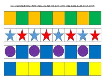 Patterning Partner