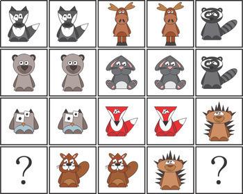 Patterning Pattern Cards BUNDLE