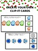 Patterning Posters with BONUS Clip-It Cards!
