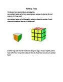 Patterning Problem Solving Activity