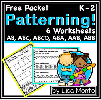 Patterning Sample Packet (by Lisa Monto)