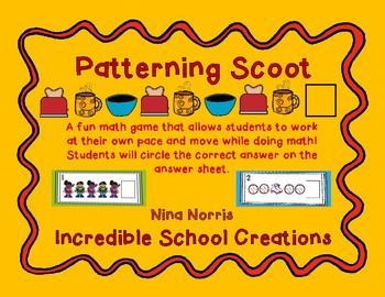 Patterning Scoot!