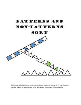 Patterning Sort