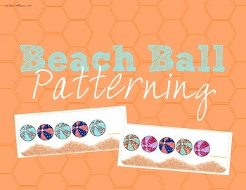Patterning - Summer Beach Balls