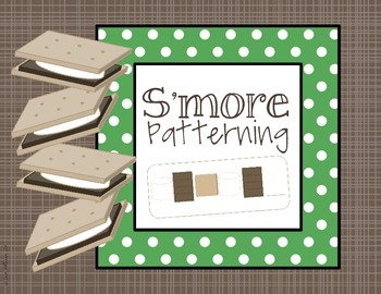 Patterning - Summer S'mores