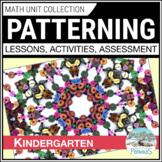 Patterning Unit - Kindergarten FDK - Identifying and Extending Patterns