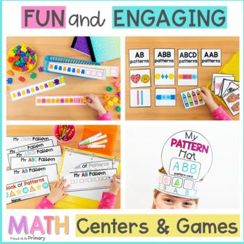 Kindergarten Math: Patterning