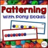 Pony Beads Pattern Task Cards