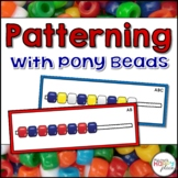Pony Beads Pattern Task Cards