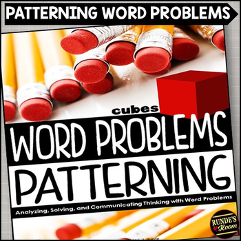 Patterning Word Problems