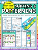 Patterning: identifying, describing, extending, & creating