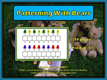 Patterning with Bears