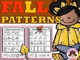 Fall Math Patterns