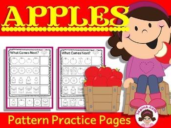 Fall Patterns - Math Patterns