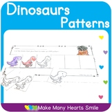 Patterns with Dinosaurs