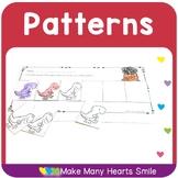 Dinosaurs Patterns   MHS79