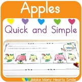 Patterns Cut and Glue Worksheets