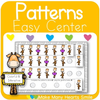 Giraffes Patterns