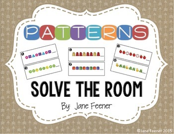 Patterns Solve The Room