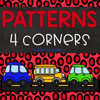 Patterns 4 Corners Game