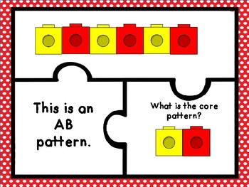 Patterns: A Hands-on Activity With Assessment