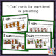 Christmas Math Patterning Activity with  AB, ABB, AAB, ABC patterns