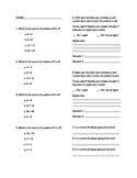 Patterns - Addition & Multiplication